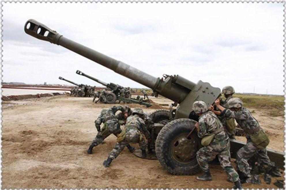 电子游艺娱乐平台:为何解放军保留152炮_淘汰射程更远的130炮?