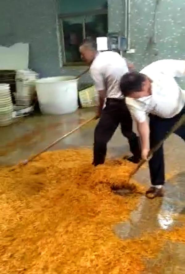 榨菜厂被指违规生产 乌江涪陵榨菜:不是我们,已举报