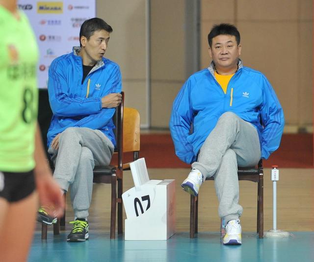 8年磨练终成帅才,他才是未来接班郎平执掌中国女排的最好人选!