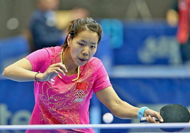 国乒日本克星4-0横扫晋级 女队轰3个4-0淘汰日本2将