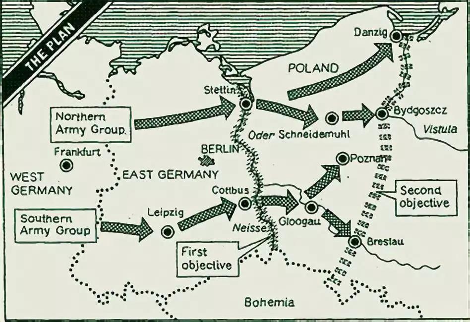 丘吉尔有多恨苏联?二战刚打完就计划联合德军去主动进攻苏军!