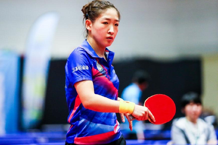 澳乒赛国乒一新星将要崛起,被誉为二队丁宁曾经爆冷战胜过刘诗雯