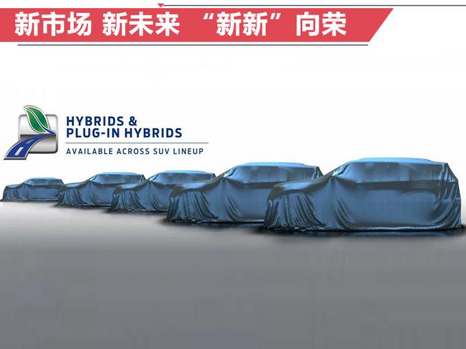 福特公布部分插混SUV计划 全新翼虎/探险者领衔-图1