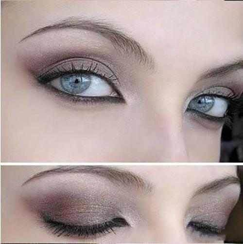 眼影颜色怎么搭配最好看?有哪些画眼影的技巧?