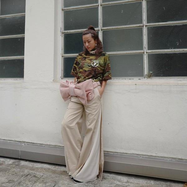 徐濠萦是陈奕迅的老婆,在时尚圈也算出名了哦,可是她的时尚穿搭小编我