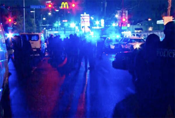 美国新奥尔良市发生枪击事件,致3人死亡7人受伤