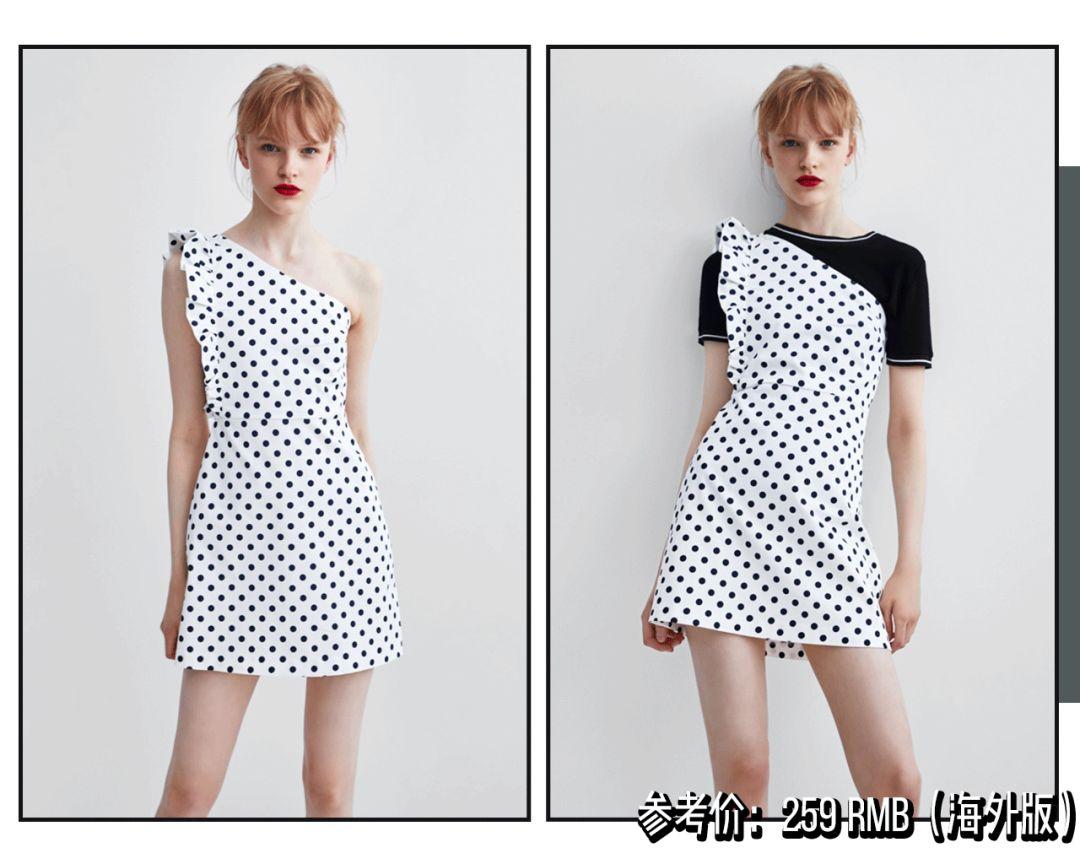 50条zara的新款连衣裙,拿去!