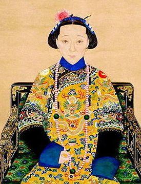 谁生孩子最多?清朝皇后之最了解一下图片