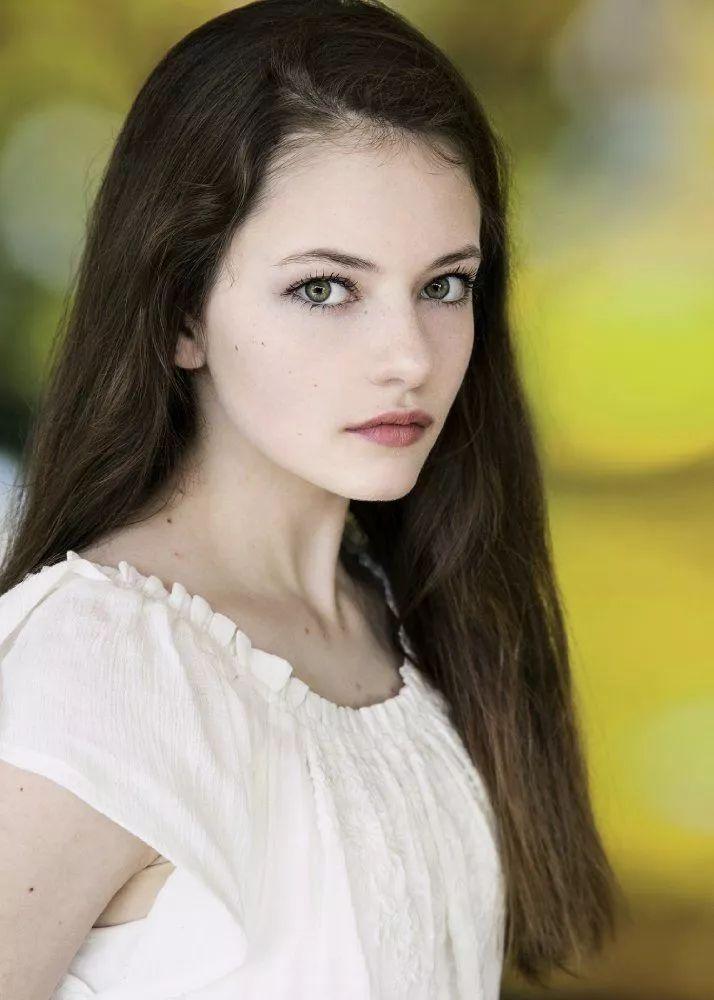 世界10大最美女人_全球十大最美女孩长大了,只有1位活成了这样