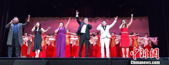 悉尼华星艺术团举行首届原创作品音乐会