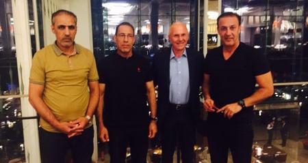 伊拉克足协官宣埃里克森上任 曾率富力上港进亚冠