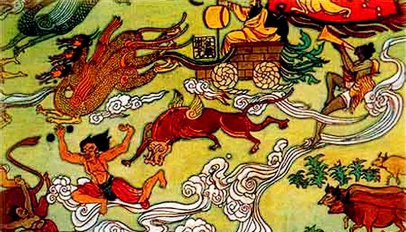 洪荒时期的那些事儿,大禹之前,上古部落之中都发生了什么