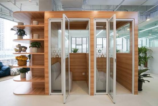 隐私是健康办公空间的必要因素