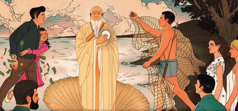 """""""老子之珠""""的秘密故事:中国哲学、外星人、"""
