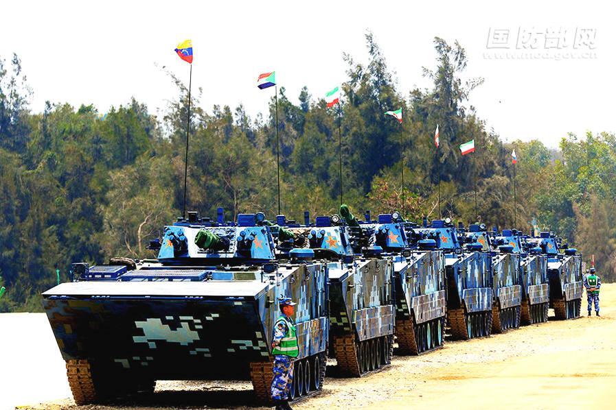 俄曾使坏不让中国用顶级水上战车 如今自己吃暗亏