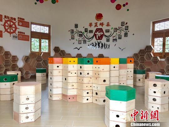 青创农场李凤姣摄