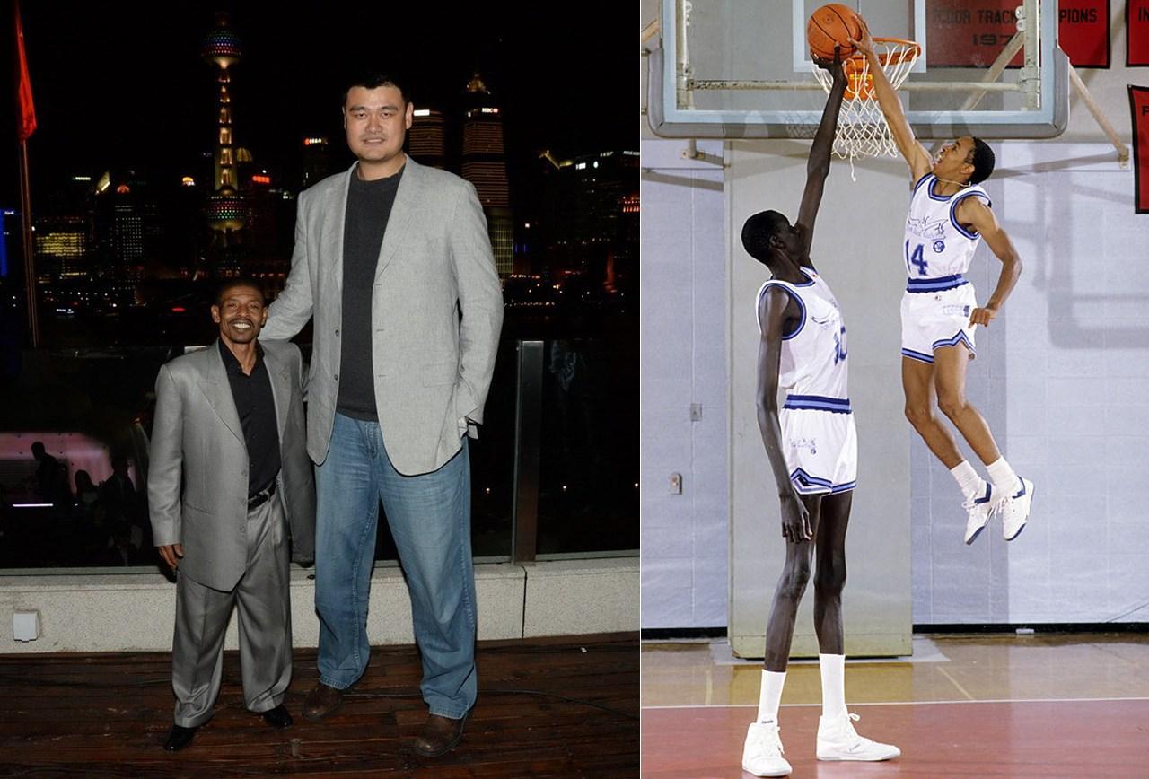 震惊!细数NBA矮脚虎 球迷:身高不够弹跳来凑