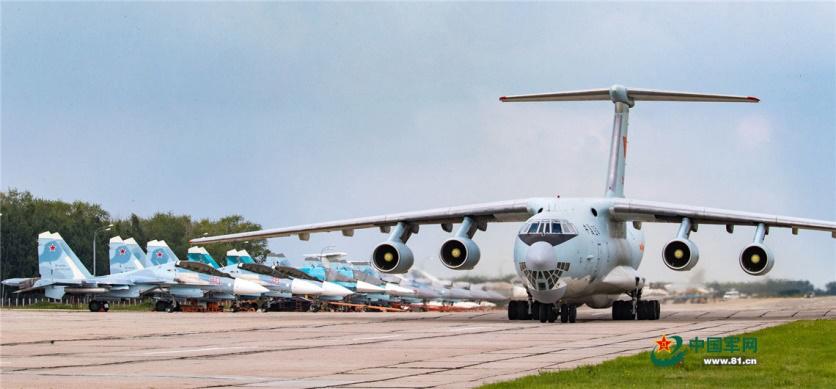 中国又到货一批俄制运输机居然是二手货 为何不用运20?