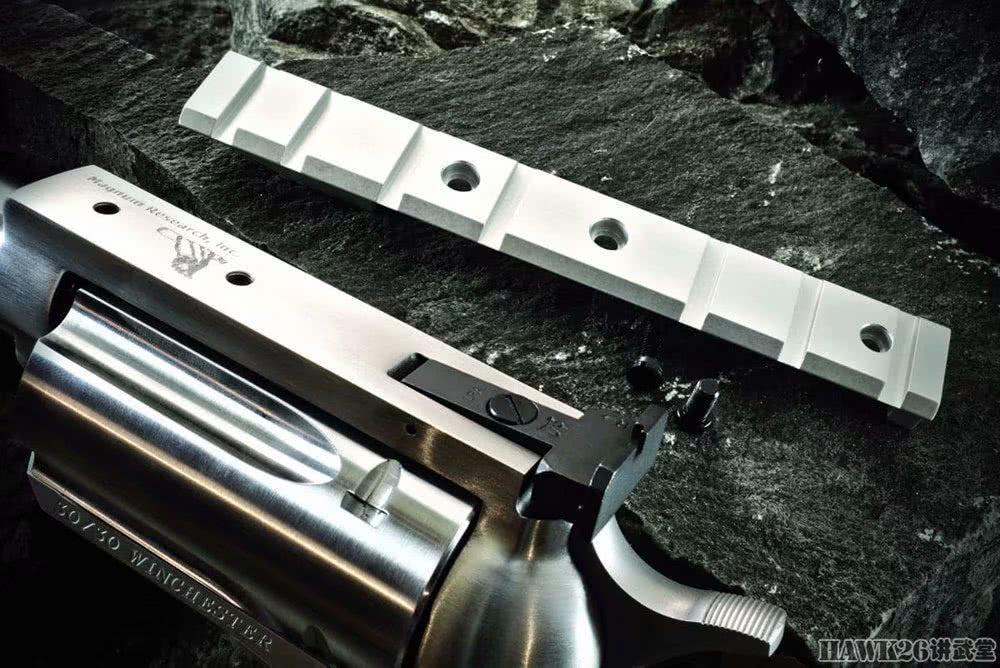 评测 马格南研究所 bfr .30 30 温彻斯特转轮手枪