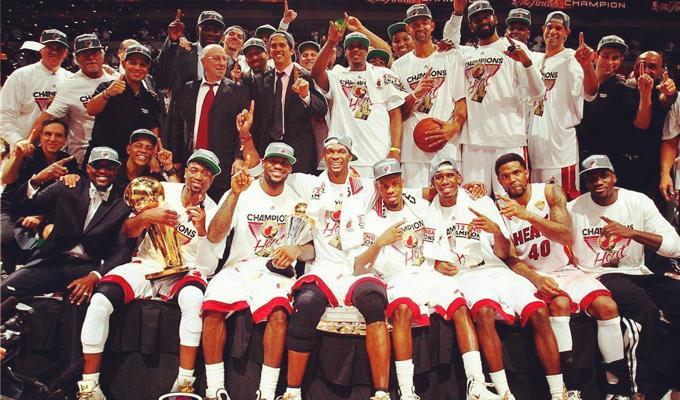 近些年NBA中组建超级球队的失败案例 太多也太现实