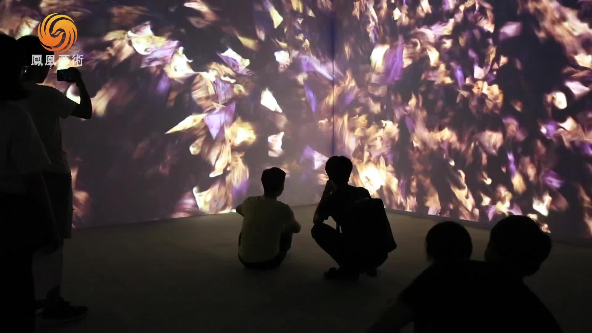 """当代跨媒体艺术家在福州谈""""融频""""与""""刷新"""""""