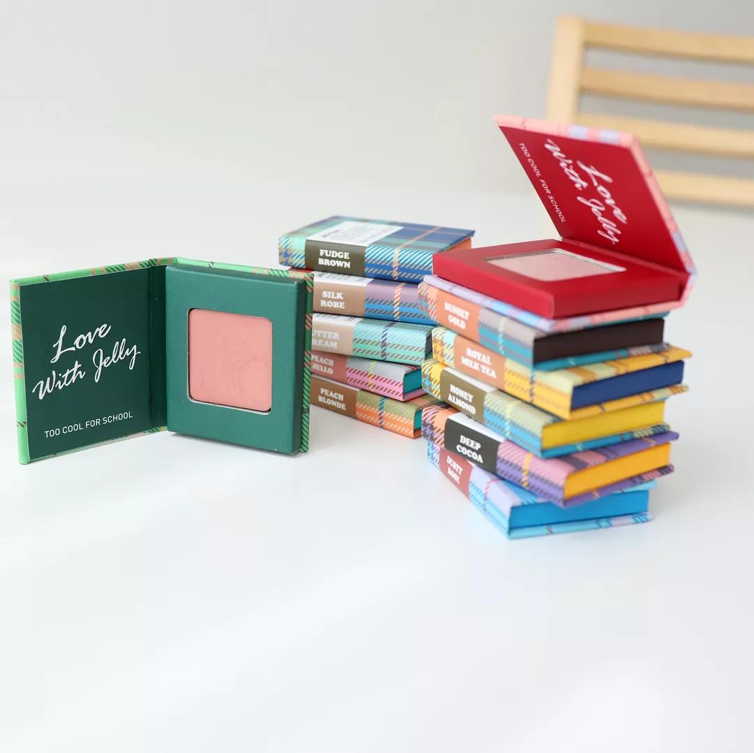 po多几张图片给你萌看看 是不是叠放在一起看起来更像 一摞一摞的书本