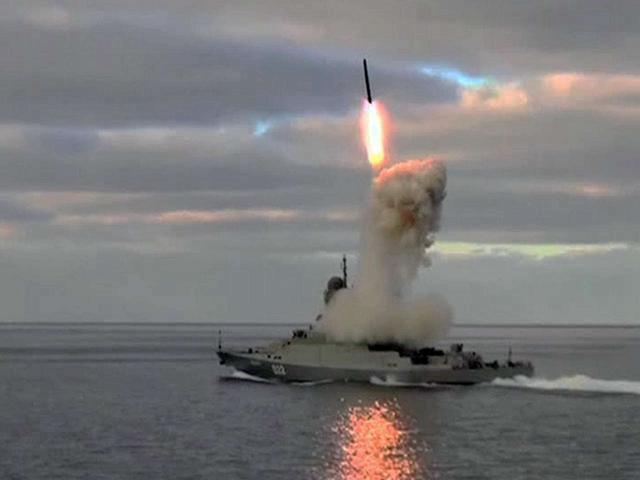 叙内战成俄巡航导弹最佳广告 向印度和越南推销