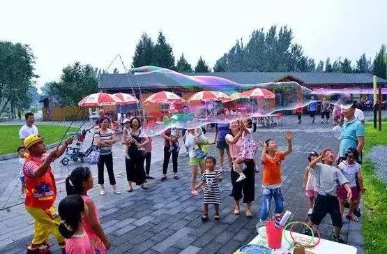 燕京啤酒文化节来海淀山后啦!这个周末,稻香湖见!
