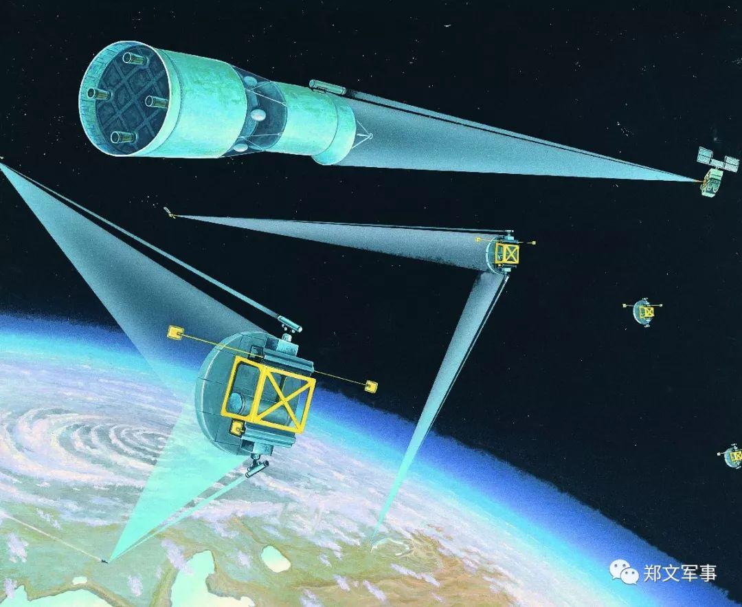 """2032年部署天基武器!美国欲重启""""星球大战""""计划针对哪国?"""
