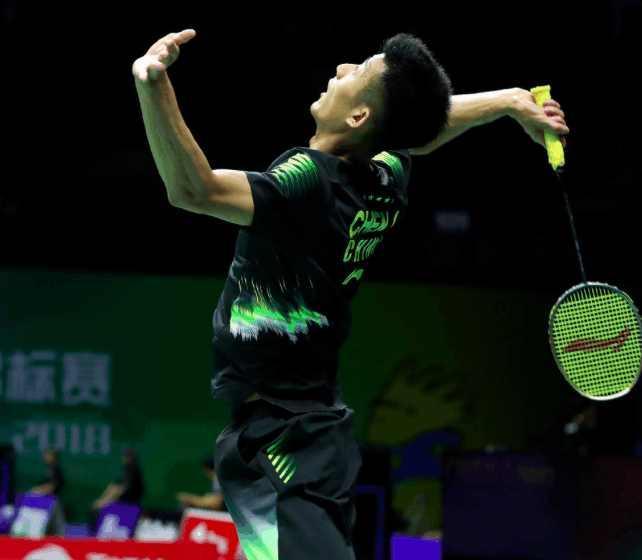 谌龙拒绝爆冷淘汰泰国选手 第二局打了对手一个10