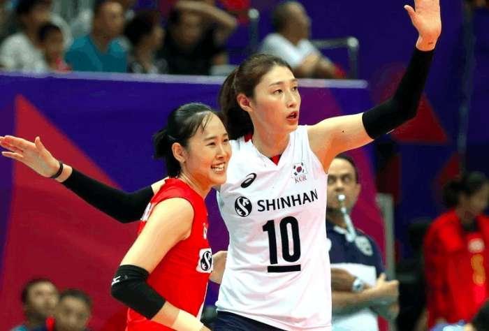 女排亚运头号劲敌!她对抗中国队四代国手 30岁仍世界级