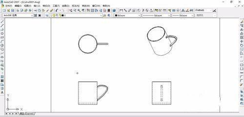 「Proe/Creo产品设计」proe5.0绘制燃气图工程工程cadv燃气图片