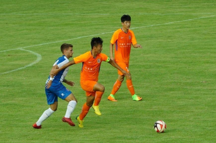 潍坊杯U19山东鲁能2