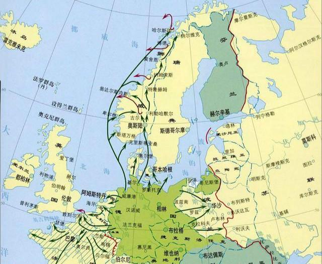 二战时的瑞典有何过人之处,为何没有遭到纳粹德国的入侵