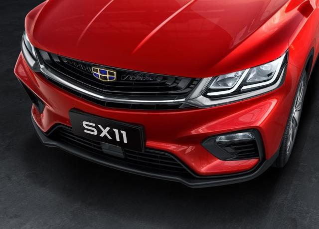 国产小型SUV 7.9秒破百,吉利这台新车不简单,轿跑风格让人惊艳