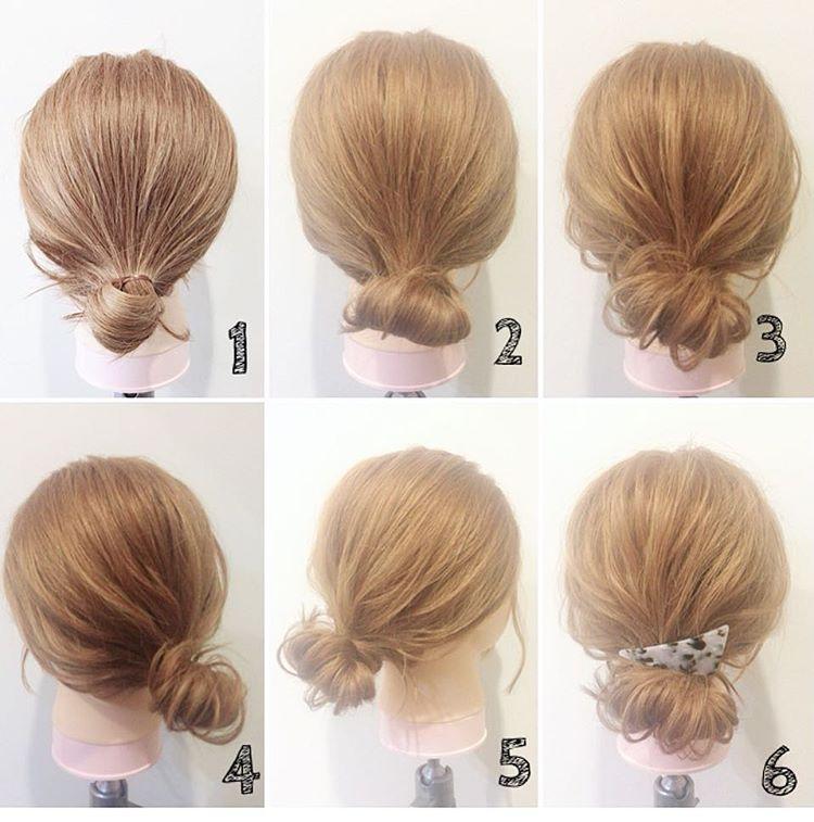按照这样的编发图解,在家也能diy漂亮的发型,喜欢编发