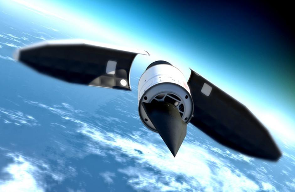 中国高超音速飞行器再次低调测试 啥时候出实战武器?