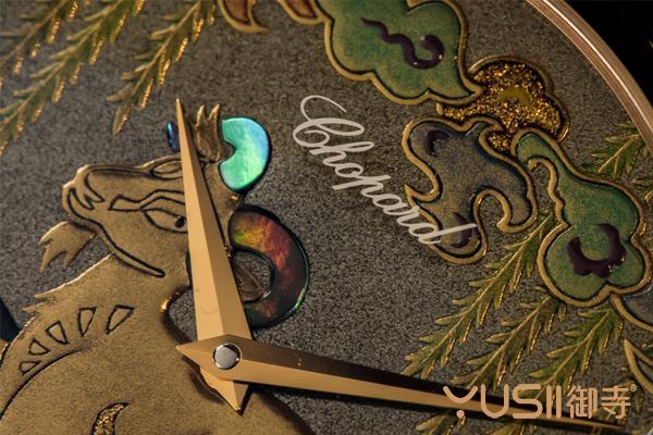 萧邦莳绘腕表:一个被国人忘却的传统工艺