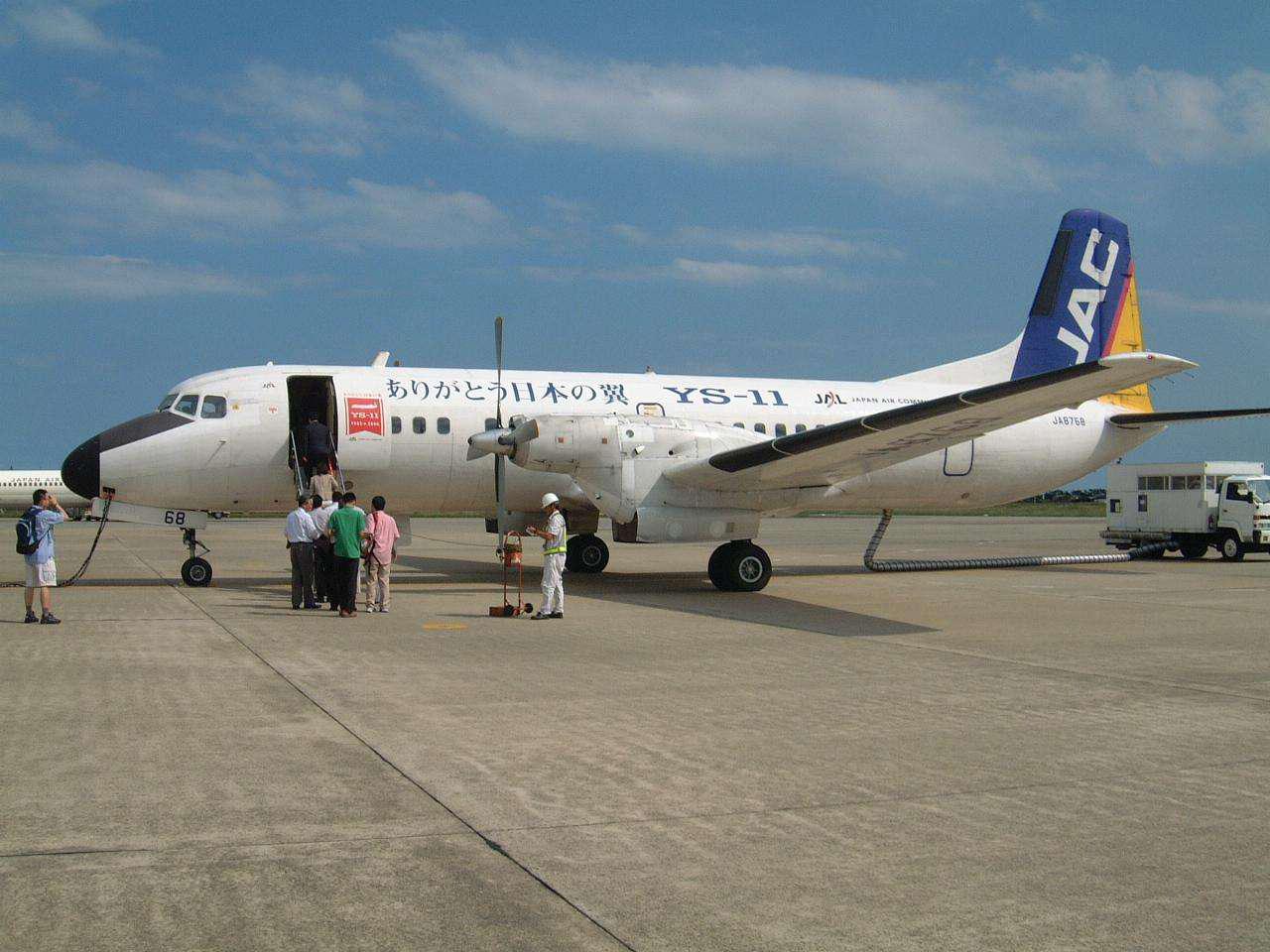 日本航空工业很强?自产民航机182架坠毁26架