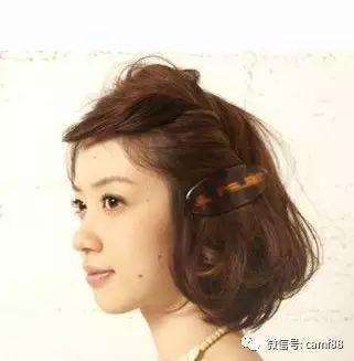 适合学生留的背头 青少年侧背头发型图片大全 长刘海麻花辫编发教程