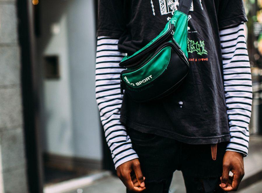 别只会穿黑白灰 型男潮咖们最爱的这几款颜色也