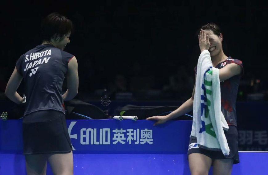 拿下首冠!日本女双集团优势明显 国羽形势更加严峻