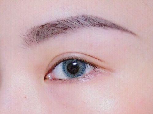 换眉形=打瘦脸针?就连赵丽颖、热巴都在粉鼓加粉图解图片