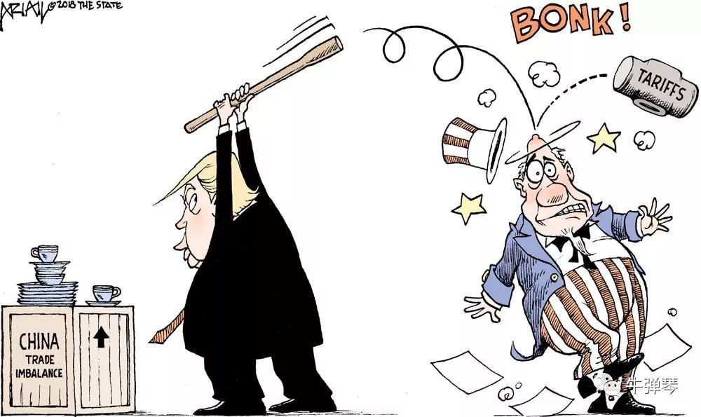 原标题:特朗普最新烦恼!贸易战打得那么狠,这个数据却太打脸