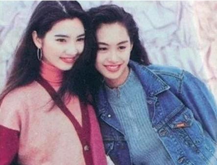 年轻时的洪欣美若天仙,终于明白张丹峰为什么会娶大10岁的她了!