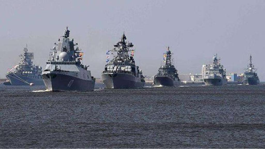 从海上阅兵大看中俄海军的未来:一个厚积薄发,一个日落西山