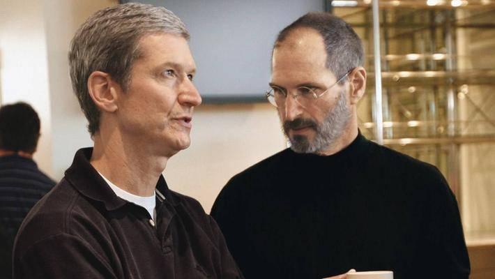 """苹果经年:乔布斯的""""病""""和库克的""""命"""""""