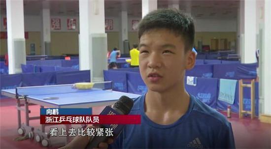 国乒十五岁小将成抗日英雄 将成张本智和最大敌人