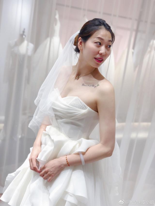 中国女排又一女神即将大婚 新郎受伤拍照被迫推迟