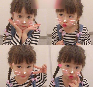> 正文   小女孩齐刘海双编鱼尾辫发型小女孩子的发型,齐刘海发型两边